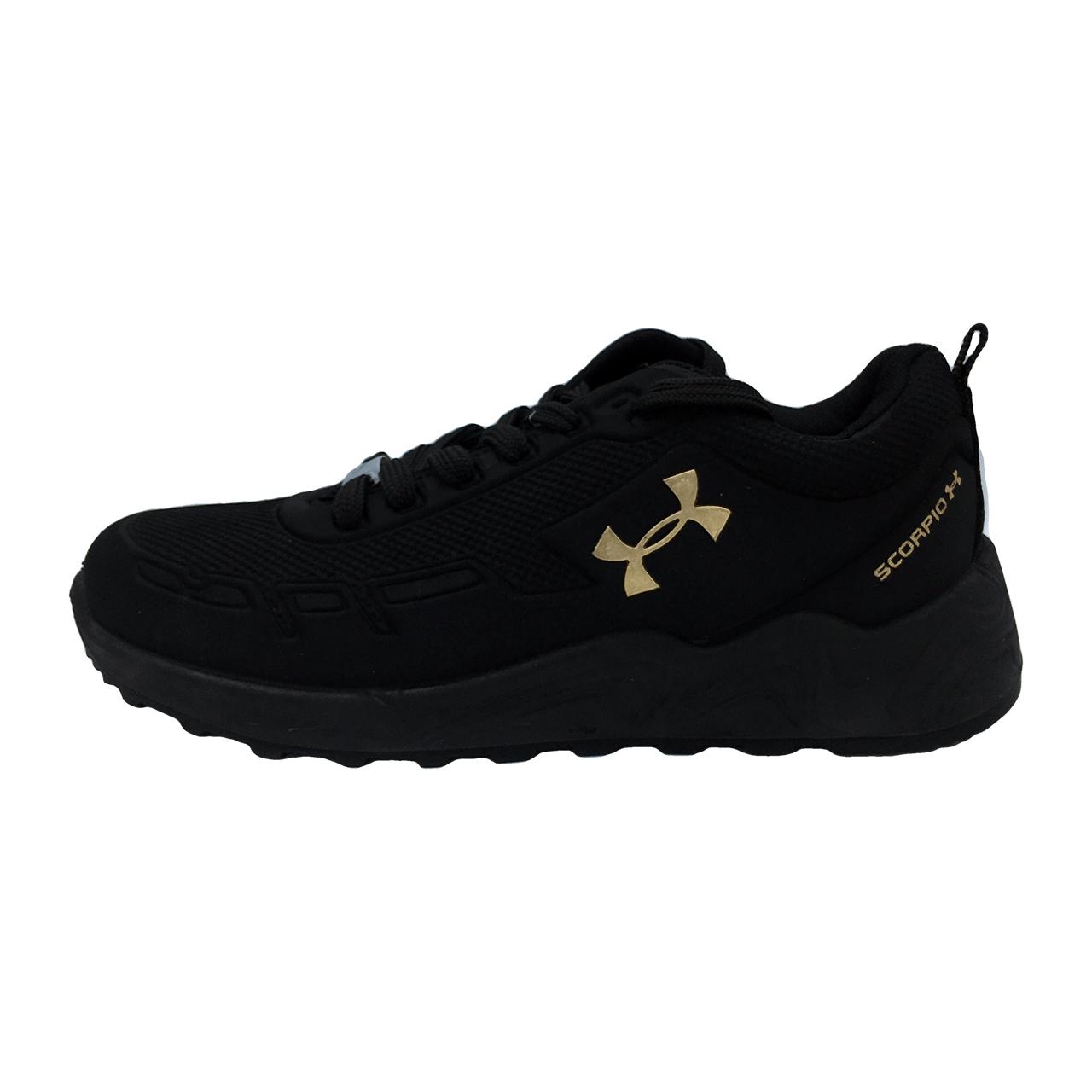 کفش مخصوص پیاده روی  زنانه مدل az-zn رنگ مشکی
