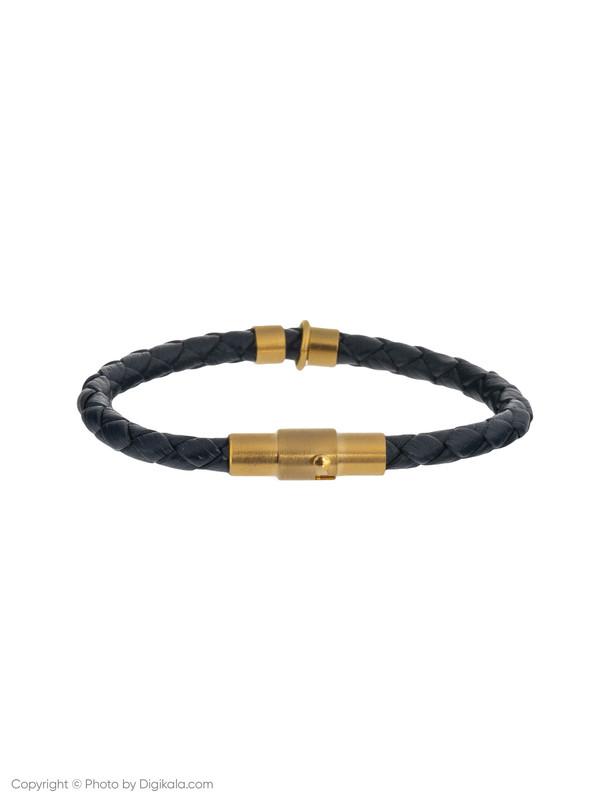دستبند طلا 18 عیار پسرانه میو استار مدل BW104