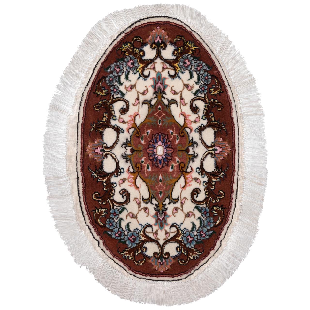 فرش دستباف یک دهم متری سی پرشیا کد 172033