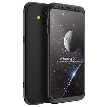 کاور 360 درجه جی کی کی مدل A730f مناسب برای گوشی موبایل سامسونگ Galaxy A8 Plus