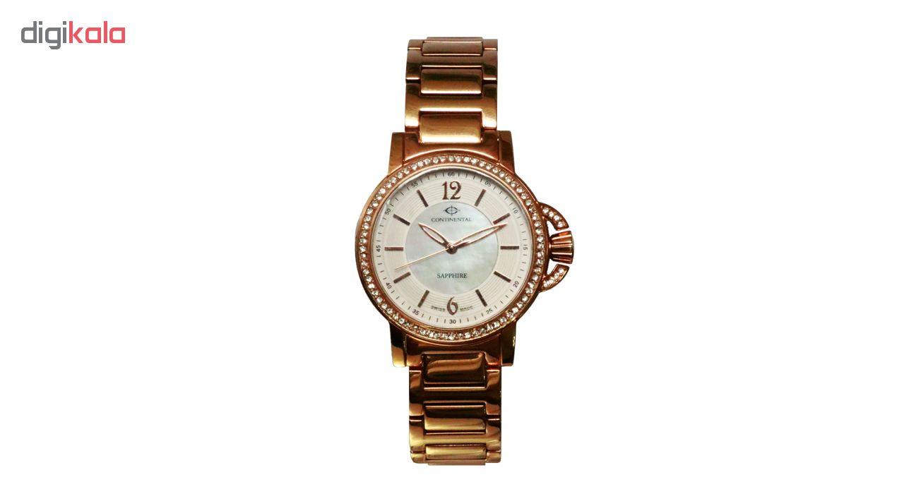 ساعت مچی عقربه ای زنانه کنتیننتال مدل 265D-12260