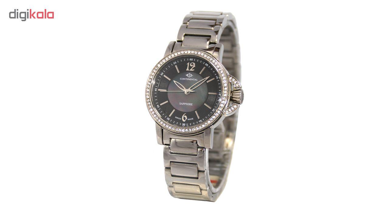 ساعت مچی عقربه ای زنانه کنتیننتال مدل 12260-204D