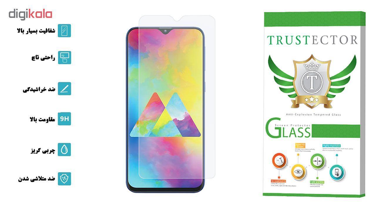 محافظ صفحه نمایش تراستکتور مدل GLS مناسب برای گوشی موبایل سامسونگ Galaxy M20 main 1 2