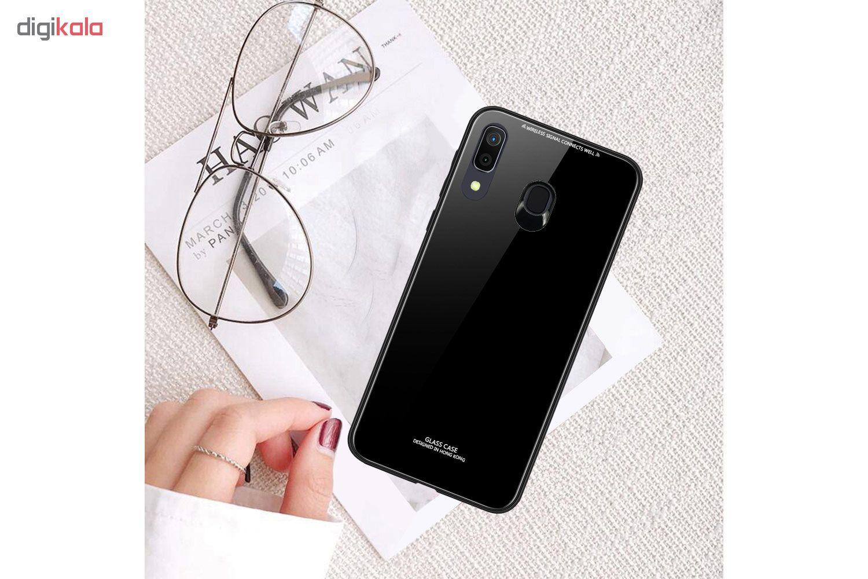 کاور سامورایی مدل GC-019 مناسب برای گوشی موبایل سامسونگ Galaxy A30/A20