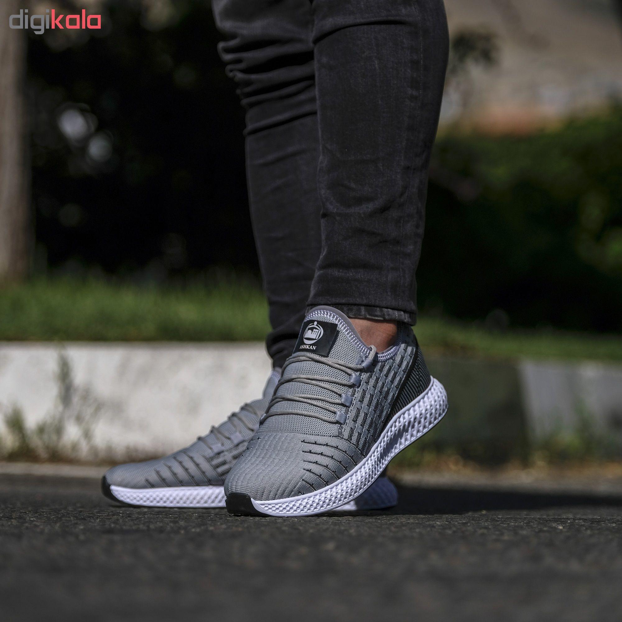 کفش مخصوص پیاده روی مردانه مدل u.arshia