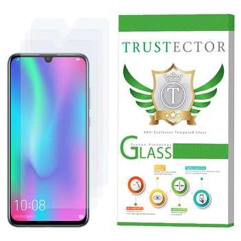 محافظ صفحه نمایش تراستکتور مدل GLS مناسب برای گوشی موبایل آنر 10 Lite بسته 3 عددی