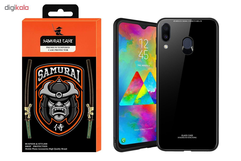 کاور سامورایی مدل GC-019 مناسب برای گوشی موبایل سامسونگ Galaxy M20 main 1 1