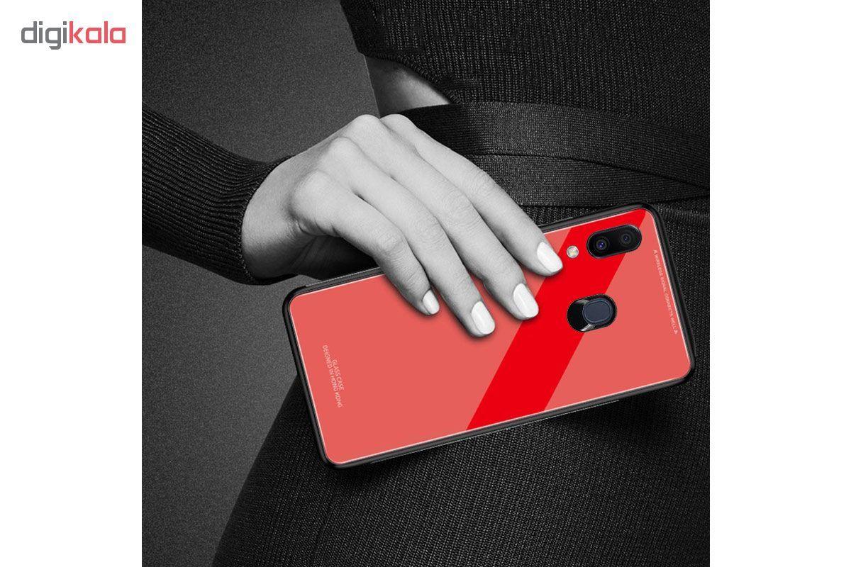 کاور سامورایی مدل GC-019 مناسب برای گوشی موبایل سامسونگ Galaxy M20 main 1 4
