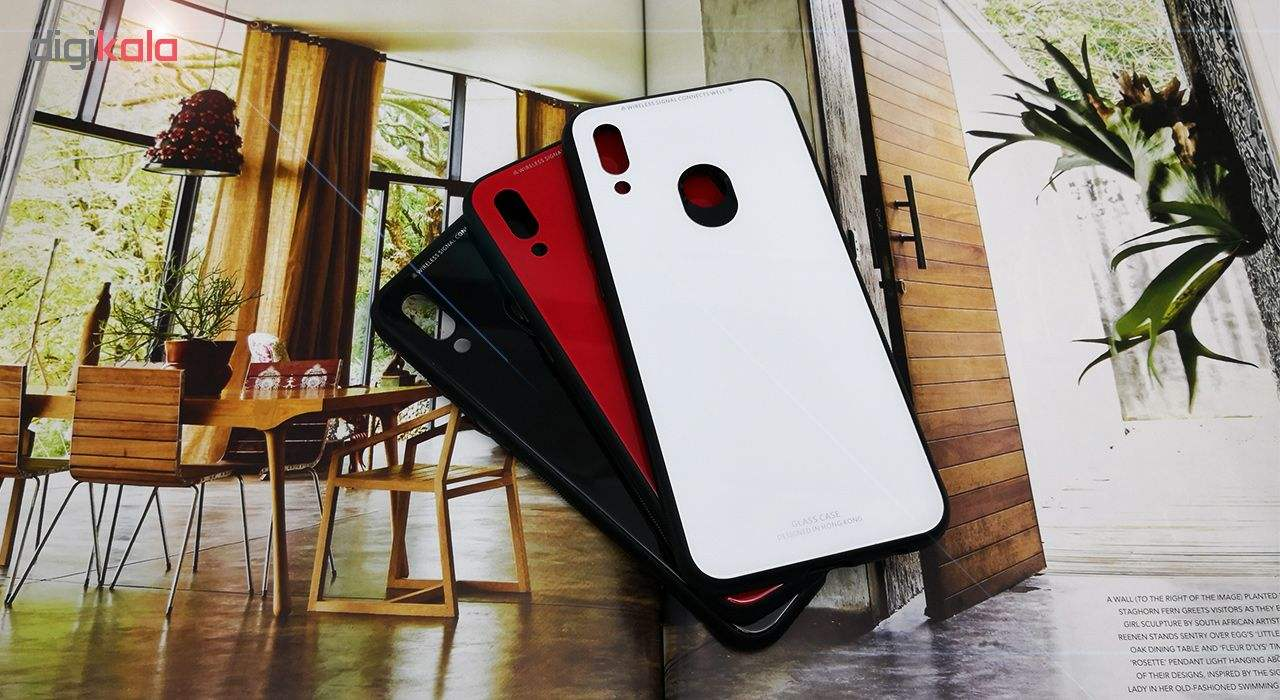 کاور سامورایی مدل GC-019 مناسب برای گوشی موبایل سامسونگ Galaxy M20 main 1 5