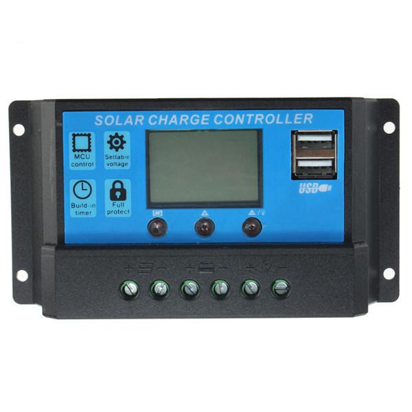 کنترل کننده شارژ خورشیدی مدل A20