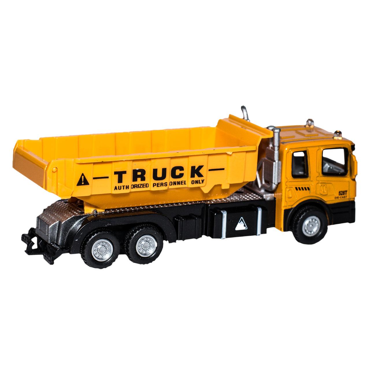 ماشین بازی شوانگ دی مدل Truck SD-358-8