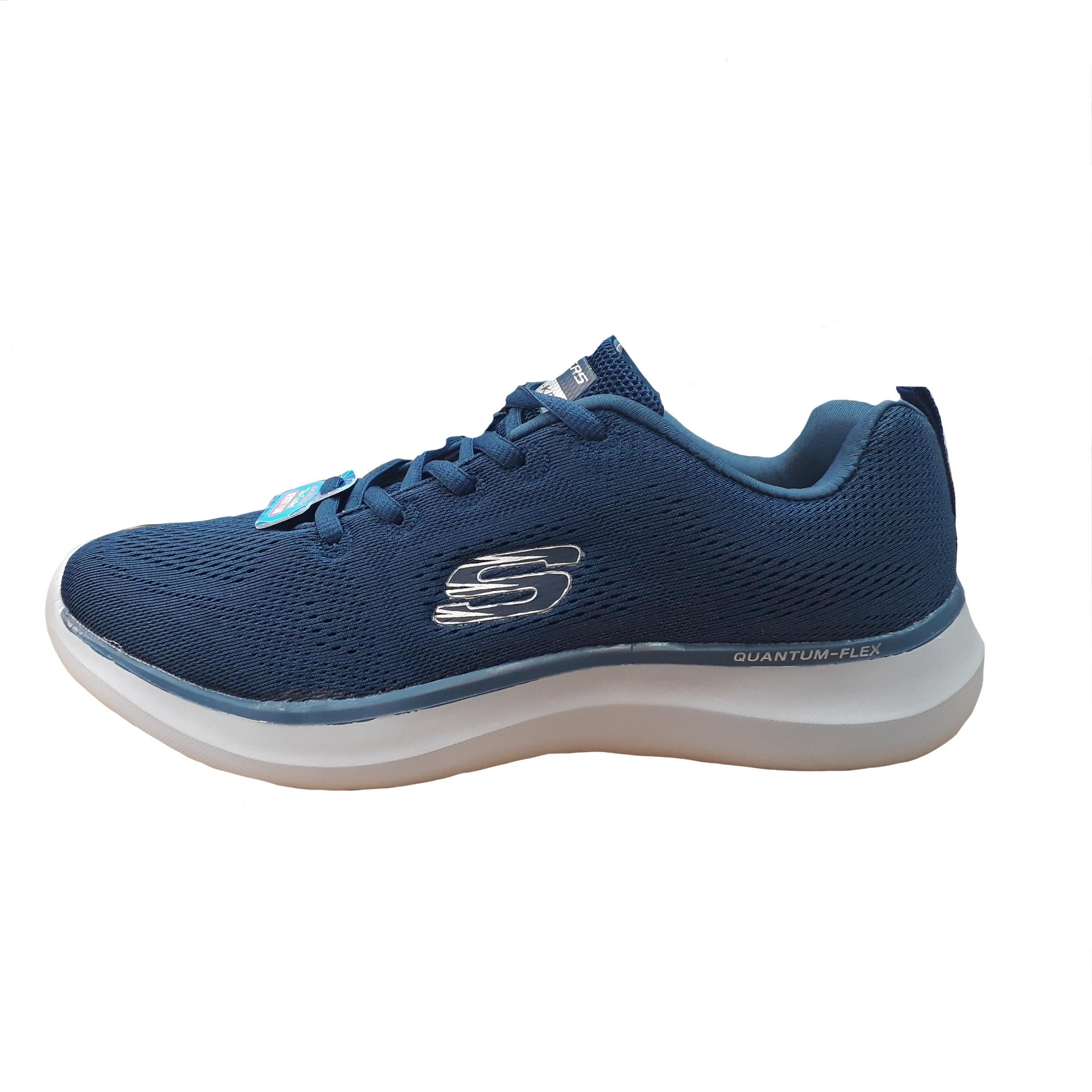 کفش مخصوص پیاده روی زنانه اسکچرز مدل Quantum-Flex