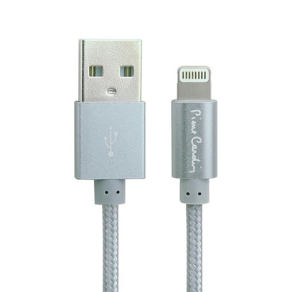 کابل تبدیل USB به لایتنینگ پیر کاردین مدل PCQ-E14 طول 1 متر