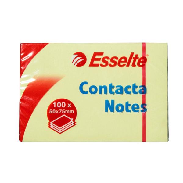 کاغذ یادداشت چسب دار ایسلتی مدل Contacta-83005
