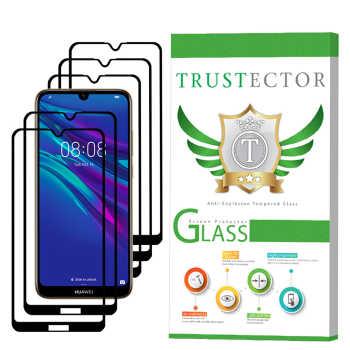 محافظ صفحه نمایش تراستکتور مدل GSS مناسب برای گوشی موبایل هوآوی Y6 2019 بسته 5 عددی