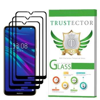 محافظ صفحه نمایش تراستکتور مدل GSS مناسب برای گوشی موبایل هوآوی Y6 2019 بسته 3 عددی