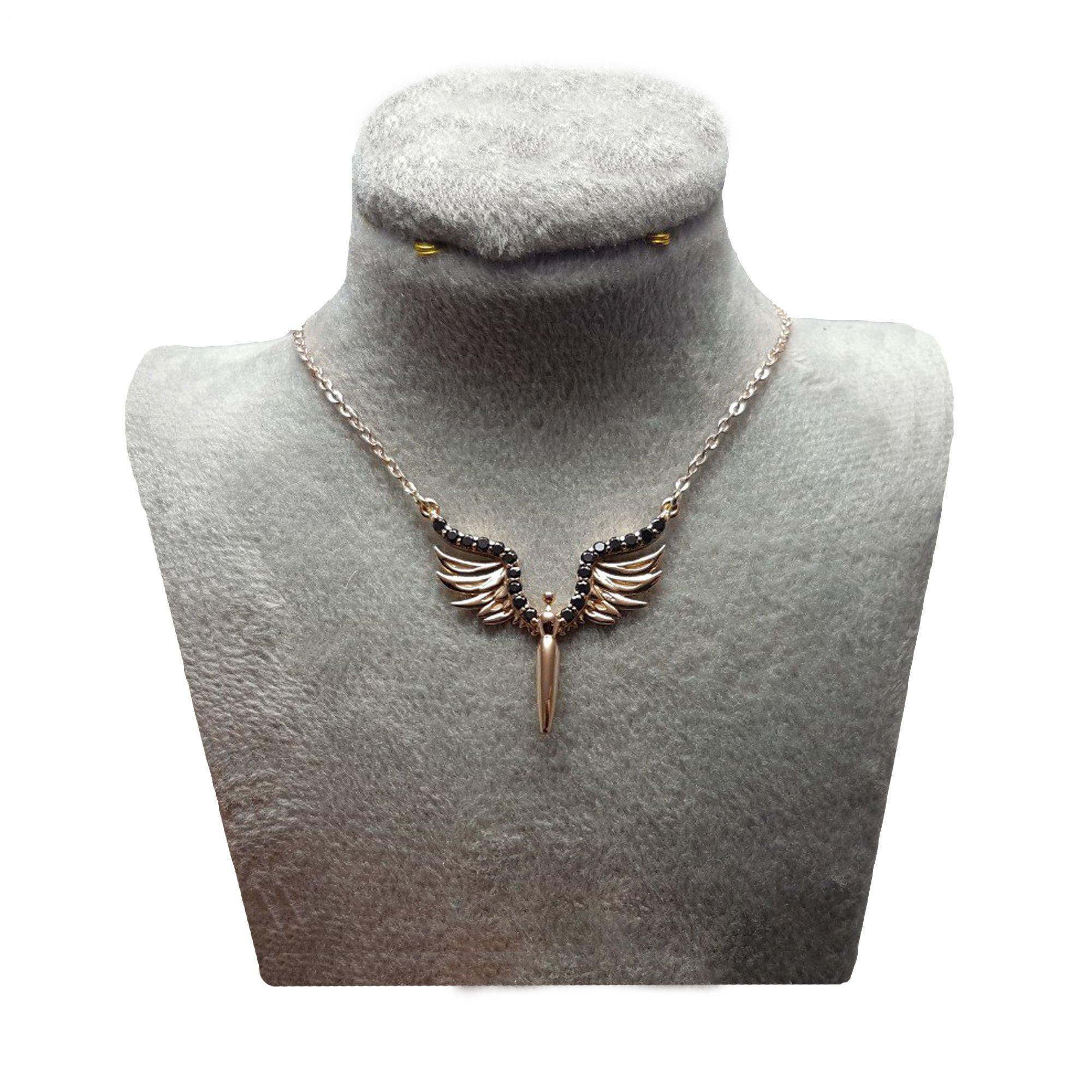 قیمت گردنبند طلا 18 عیار زنانه مدل GN01