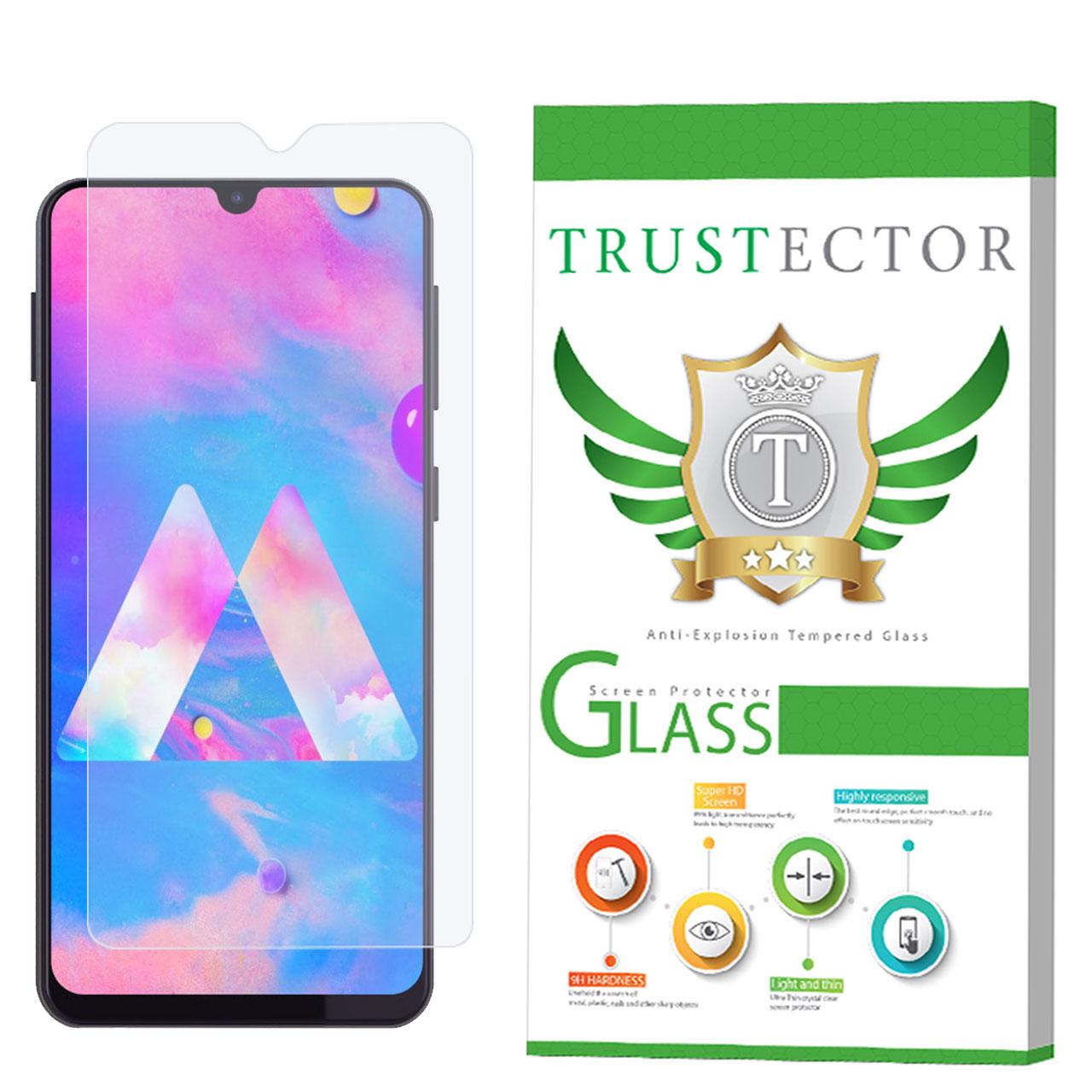 محافظ صفحه نمایش تراستکتور مدل GLS مناسب برای گوشی موبایل سامسونگ Galaxy A30               ( قیمت و خرید)
