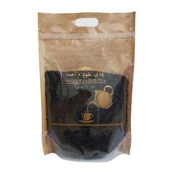 چای سیاه ممتاز شیخ زاهد مقدار 400 گرم