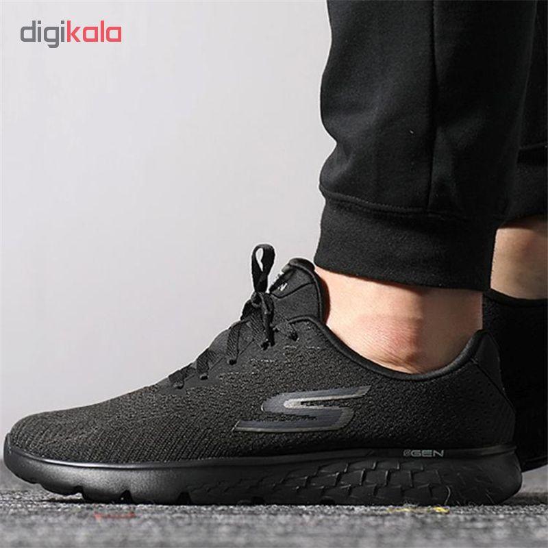 کفش مخصوص پیاده روی زنانه اسکچرز مدل Go Run 400 54354 black
