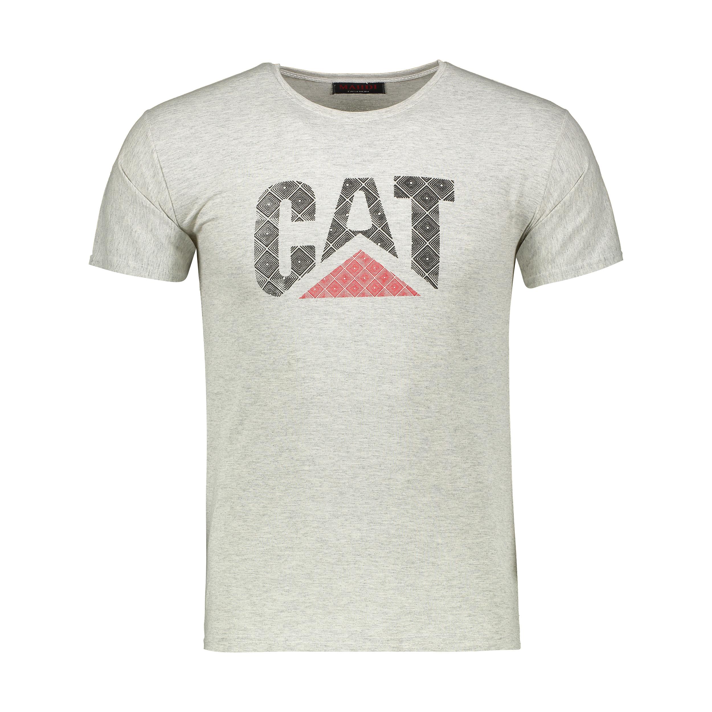 تی شرت مردانه آستین کوتاه مدل T1040