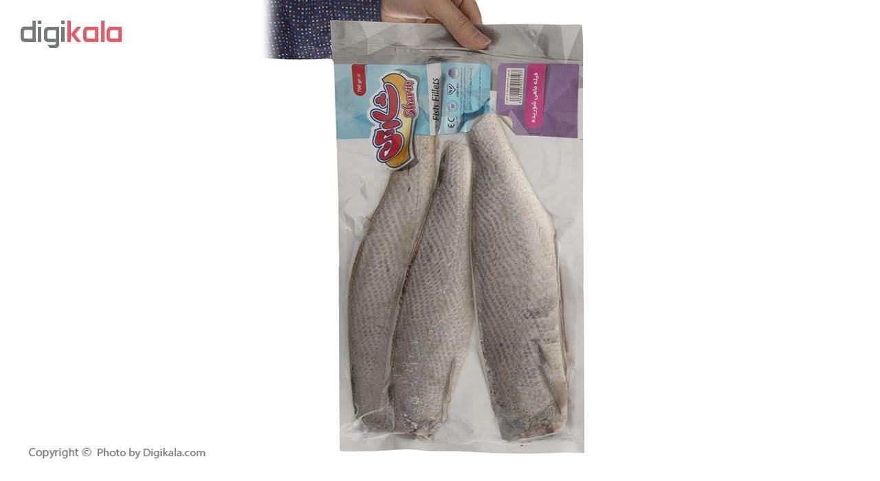 فیله ماهی شوریده شارین وزن 700 گرم main 1 3