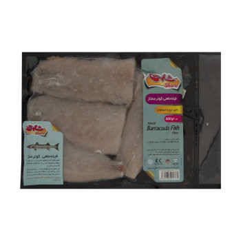 فیله ماهی کوتر ممتاز شارین 500 گرم