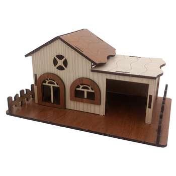 ماکت دکوری طرح خانه مدل MRC01