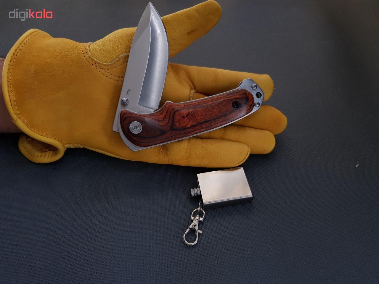 چاقوی سفری لانمارک کد 725
