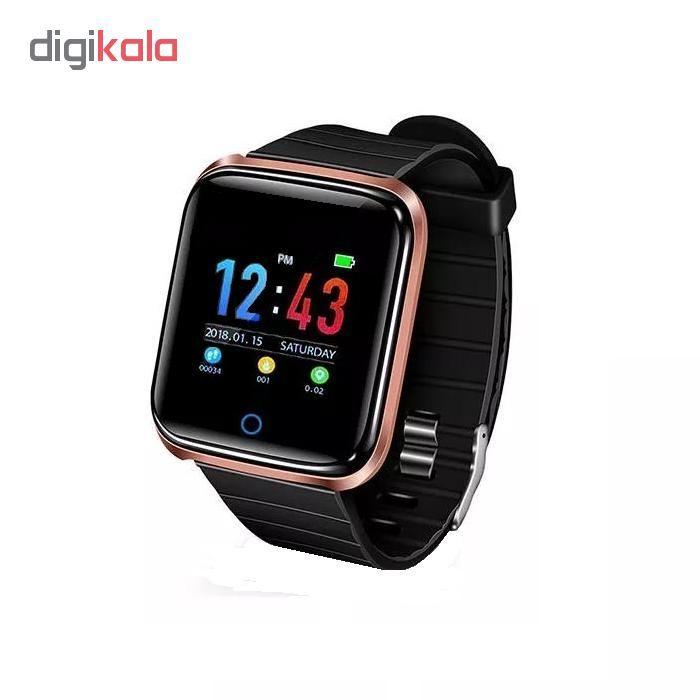 ساعت هوشمند مدل Smrt-d28 به همراه بند main 1 1