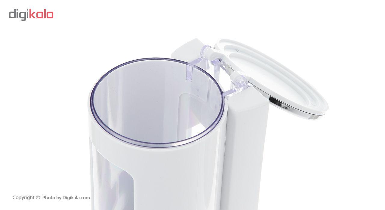 پمپ مایع دستشویی فرپود مدل rose main 1 5