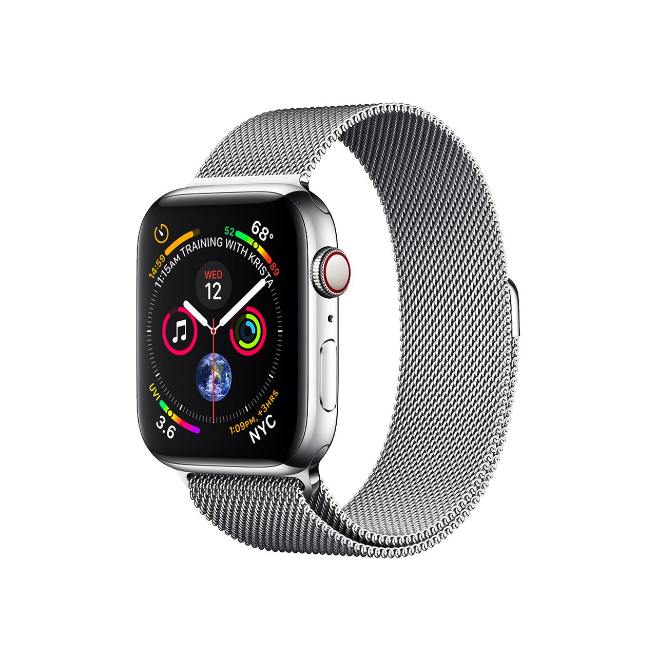 ساعت هوشمند مدل watch 4 Milanese