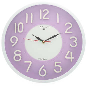ساعت دیواری ولدر مدل N6