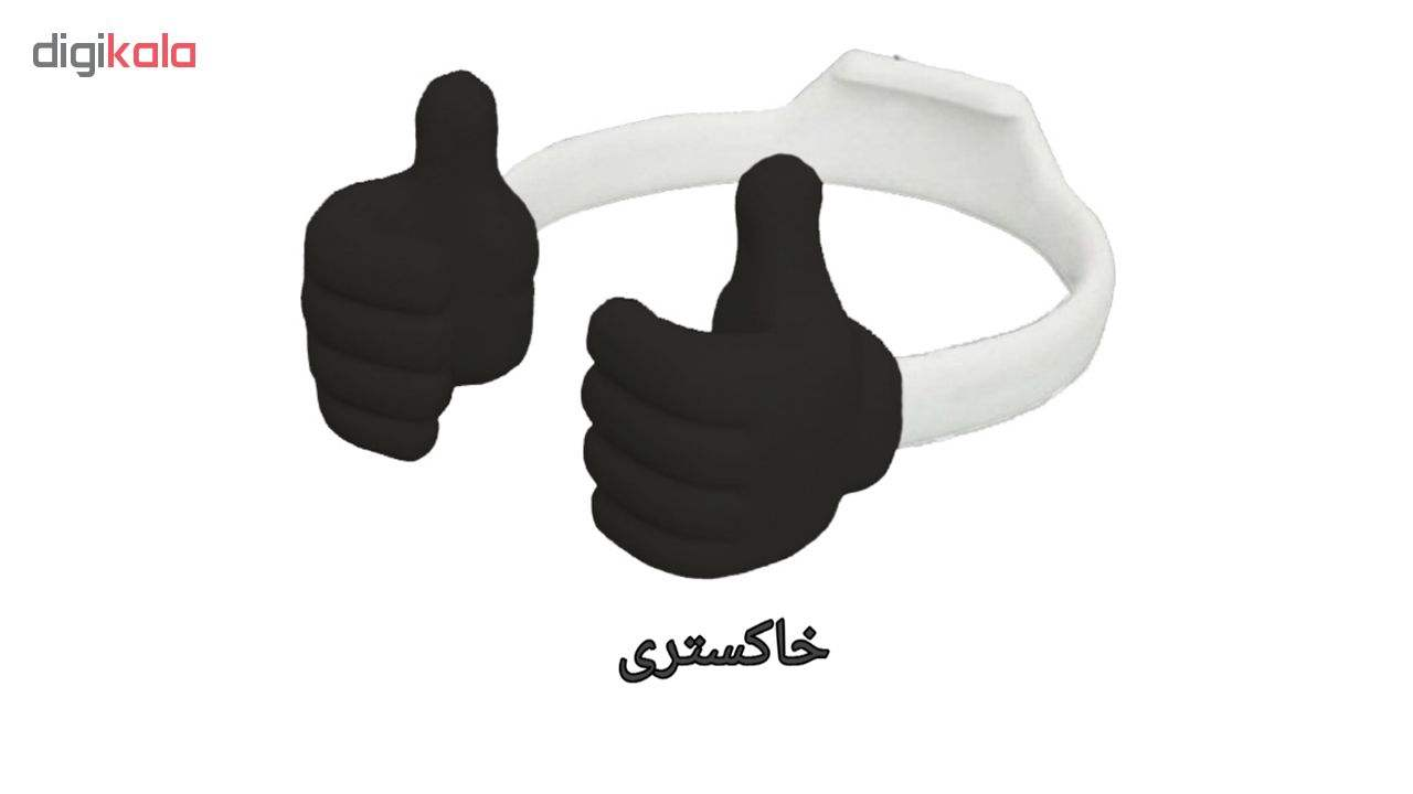 پایه نگهدارنده گوشی و تبلت مدل OK Stand thumb 2 9