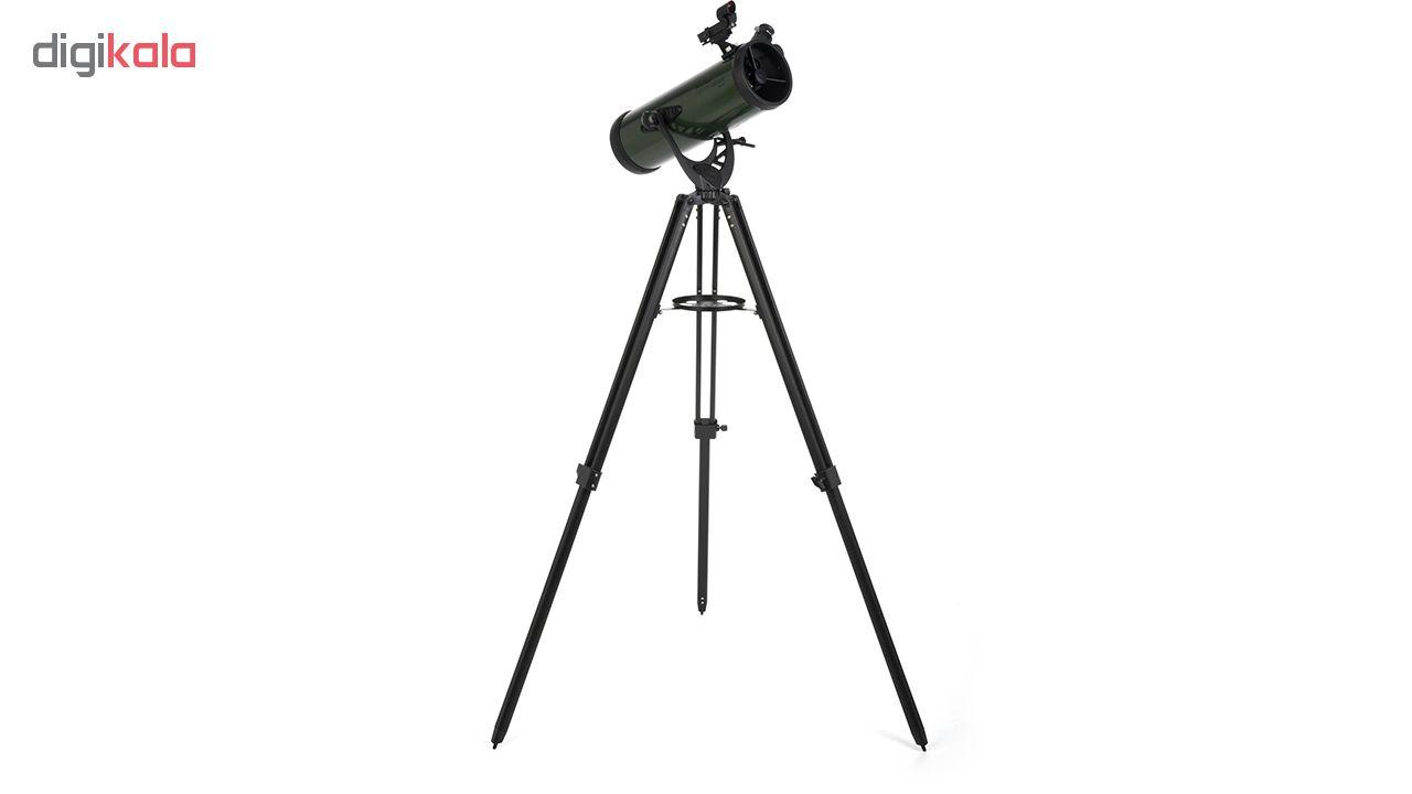 تلسکوپ سلسترون مدل ExploraScope 114AZ