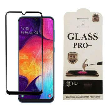محافظ صفحه نمایش 6D مدل Pro Plus مناسب برای گوشی موبایل سامسونگ Galaxy A10