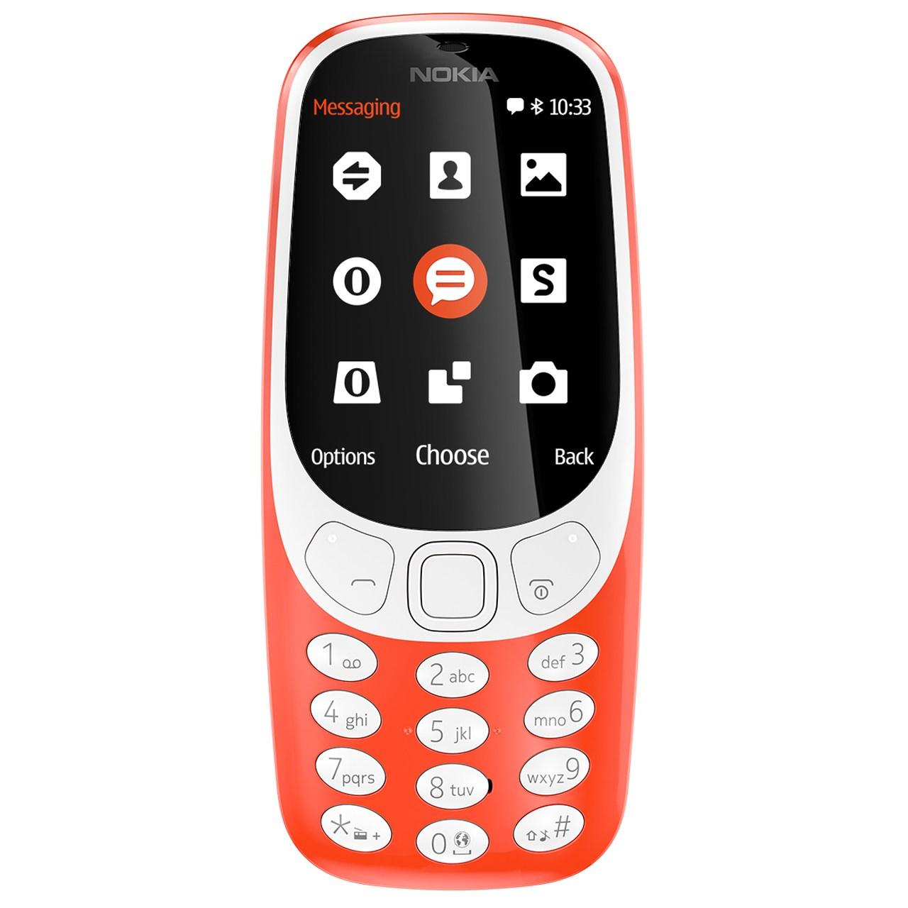 گوشی موبایل نوکیا مدل (2017) 3310 دو سیم کارت - با قیمت ویژه