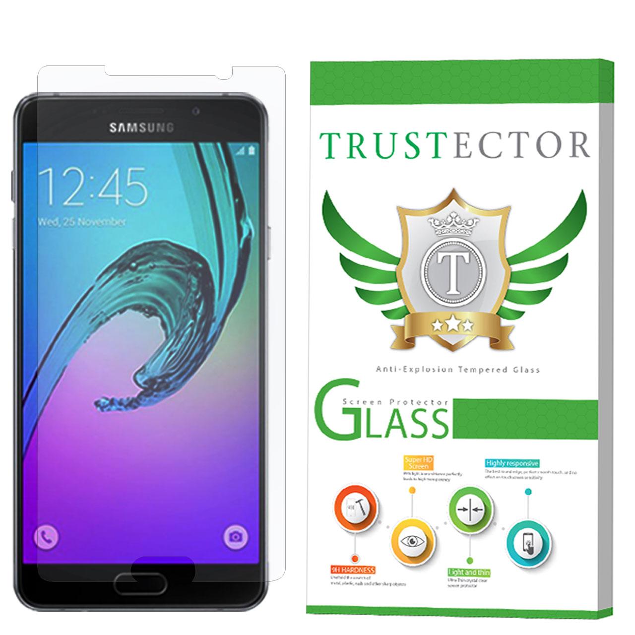 محافظ صفحه نمایش تراستکتور مدل GLS مناسب برای گوشی موبایل سامسونگ Galaxy A7 2016              ( قیمت و خرید)