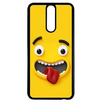 کاور طرح شکلک کد 11053899 مناسب برای گوشی موبایل هوآوی mate 10 lite