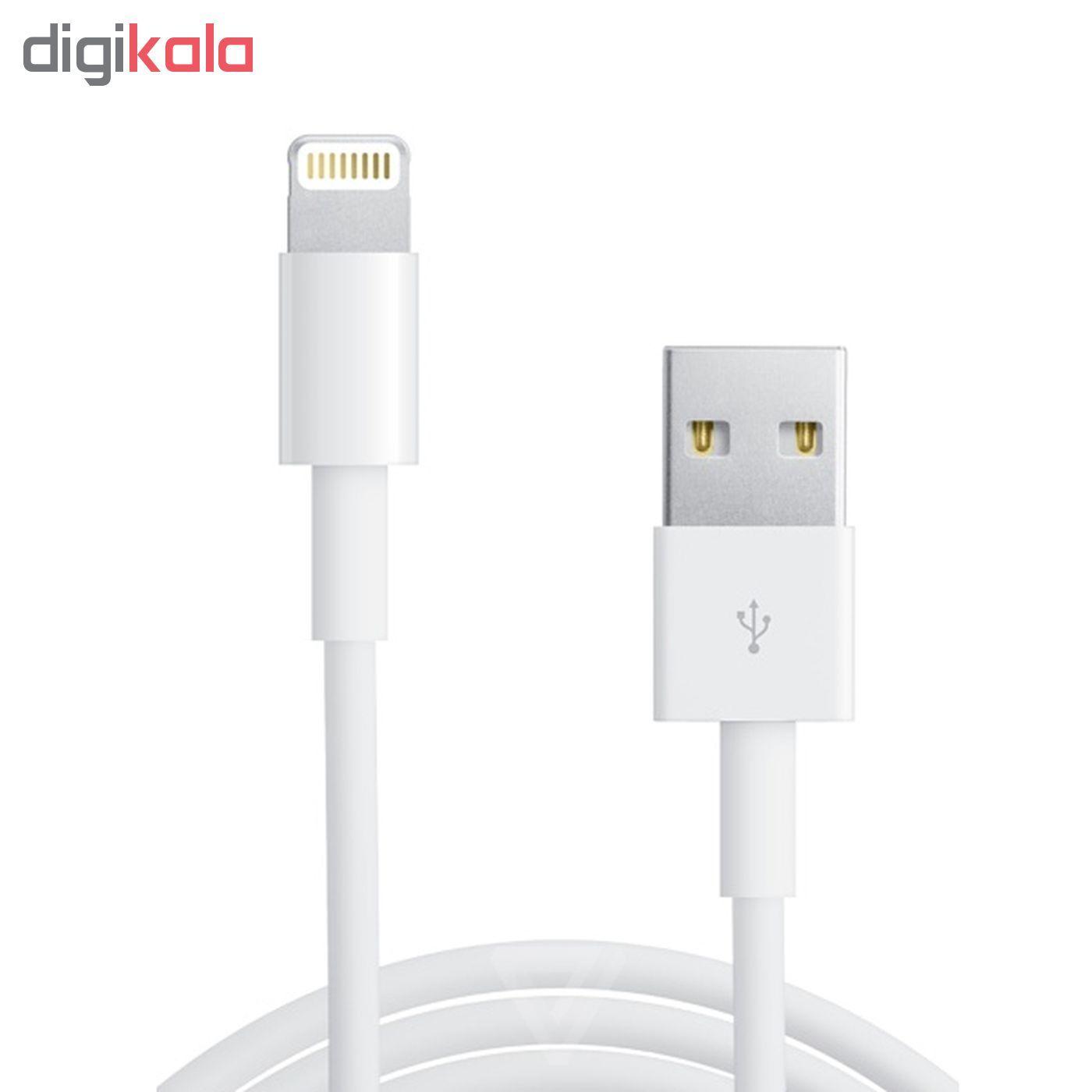 کابل تبدیل USB به لایتنینگ مدل 8ice75org طول 1 متر main 1 1