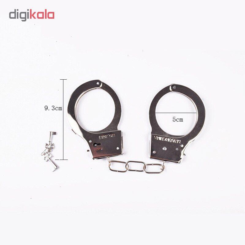 دستبند اسباب بازی مدل police-2 main 1 2