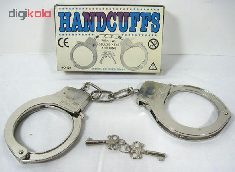 دستبند اسباب بازی مدل police-2 main 1 6
