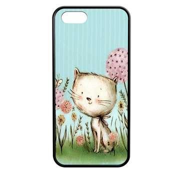 کاور طرح گربه کد 11053979 مناسب برای گوشی موبایل اپل iphone 5/5s/se
