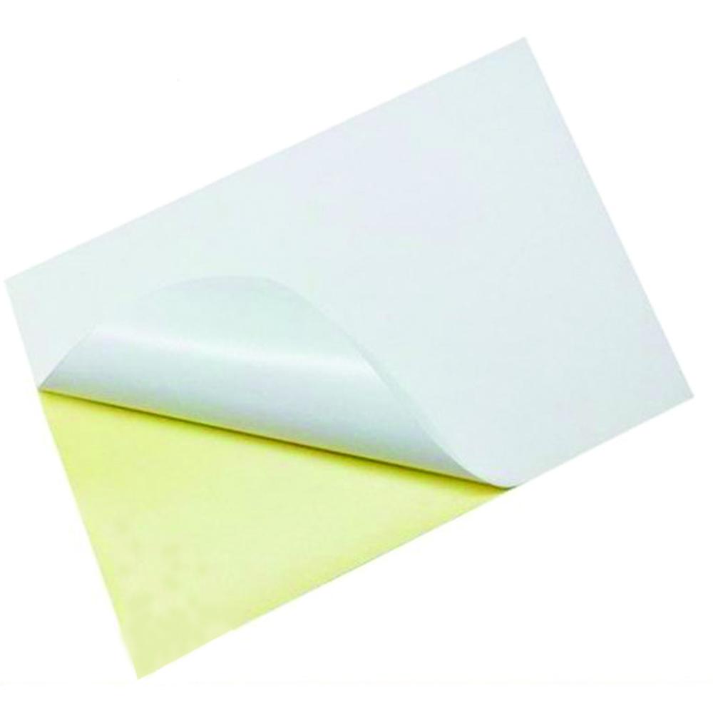 کاغذ A4 پشت چسبدار کد M2000 بسته 100 عددی