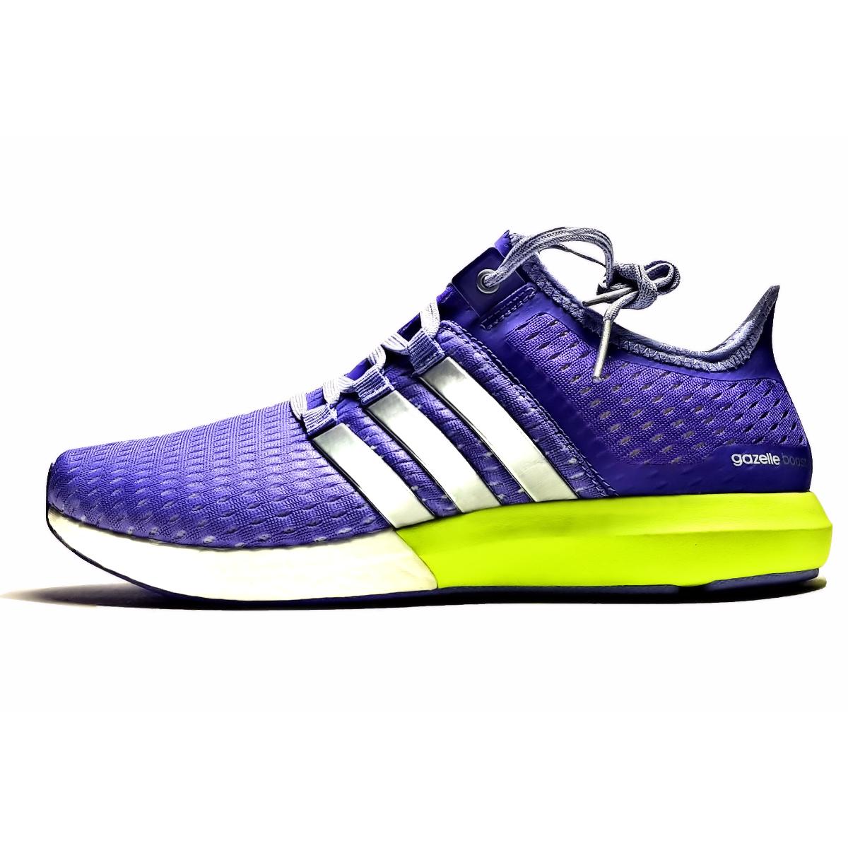 کفش مخصوص پیاده روی آدیداس مدل Gazelle Boost Purple S77248