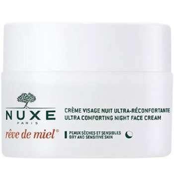 کرم ضد چروک شب نوکس سری Reve De Miel حجم 50 میلی لیتر