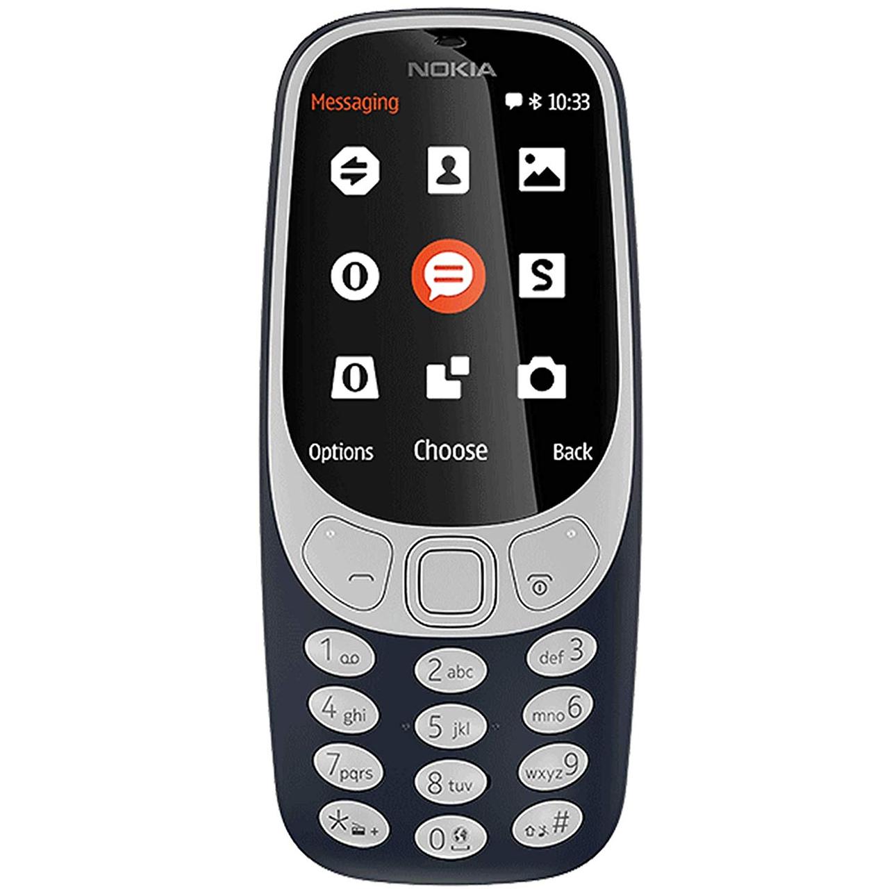گوشی موبایل نوکیا مدل 3310 3G دو سیم کارت - با قیمت ویژه