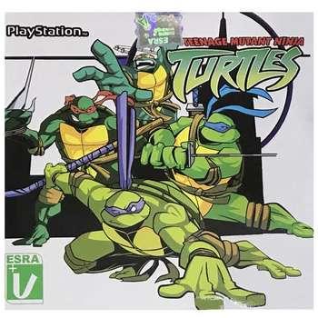 بازی turtles مخصوص ps1