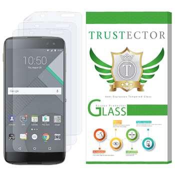 محافظ صفحه نمایش تراستکتور مدل GNF مناسب برای گوشی موبایل بلک بری DTEK60 بسته 3 عددی