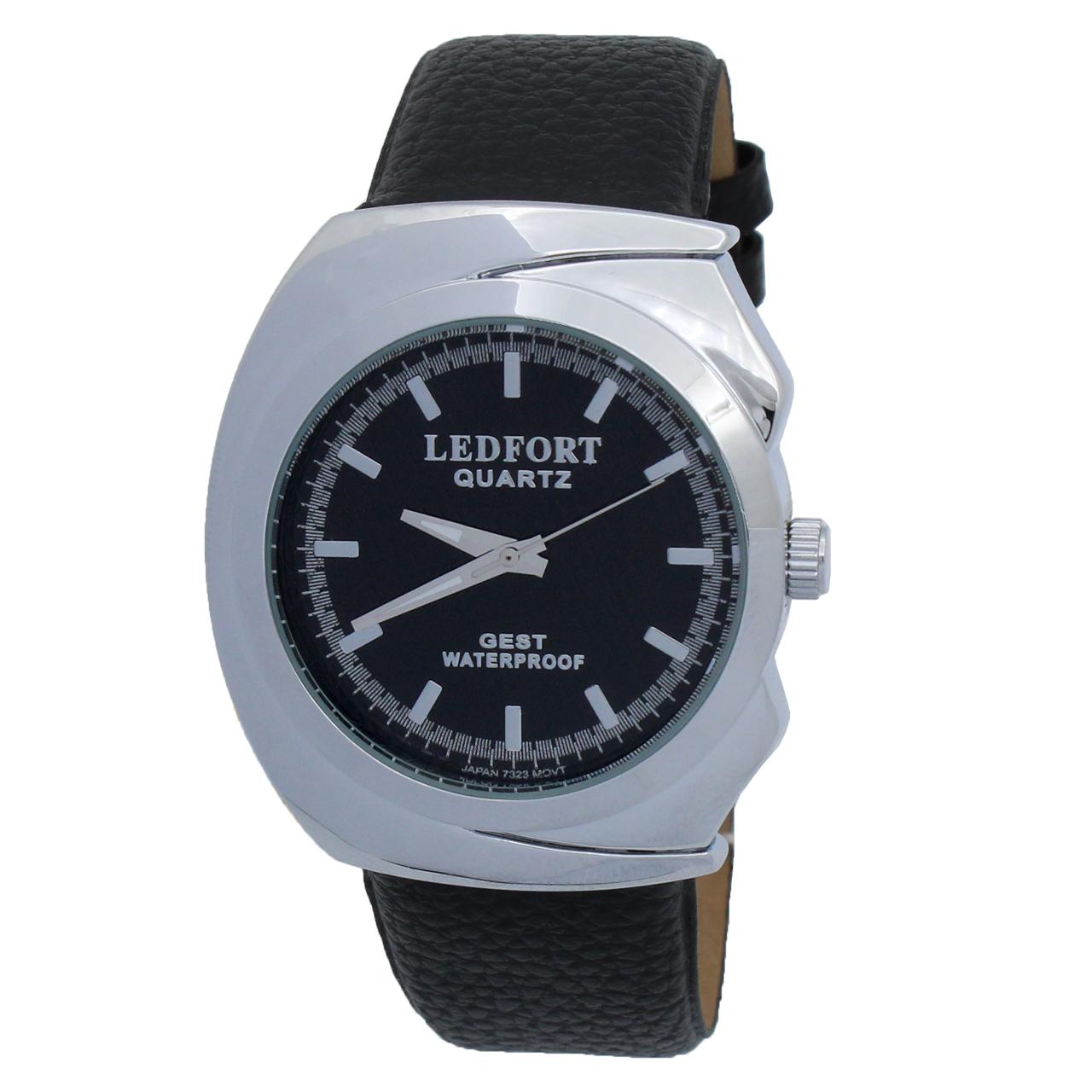 ساعت مچی عقربه ای مردانه لدفورت مدل DGMU-0223